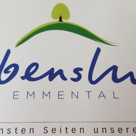 Logo Lebenslust Emmental Sandra Rutschi |Autorin Bern