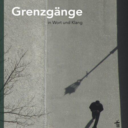 Cover Grenzgaenge Sandra Rutschi |Autorin Bern