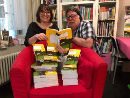 Buchpremiere Sandra Rutschi |Autorin Bern