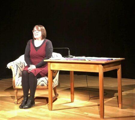Lesung Thalwil Sandra Rutschi |Autorin Bern
