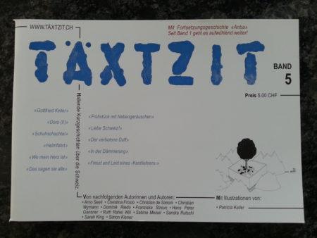 taextzit-5 Sandra Rutschi |Autorin Bern