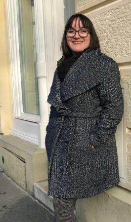 In Der Lorraine Sandra Rutschi |Autorin Bern