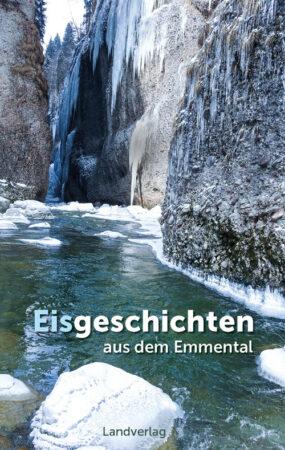Cover eisgeschichten 12x19cm Sandra Rutschi |Autorin Bern