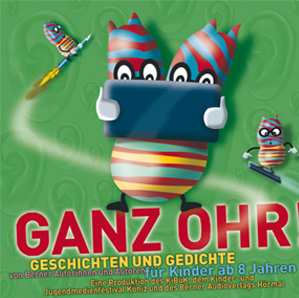 ganzOhr Sandra Rutschi |Autorin Bern